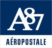 Modeling For Aeropostale Logo