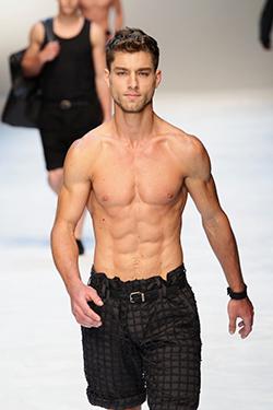 Modeling for Men