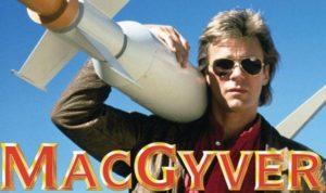 CBS NEW Show MacGyver