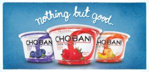 Chobani Needs Promo Models